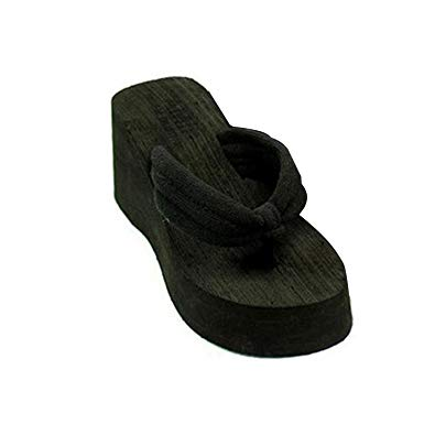 Chaussure compensee fille