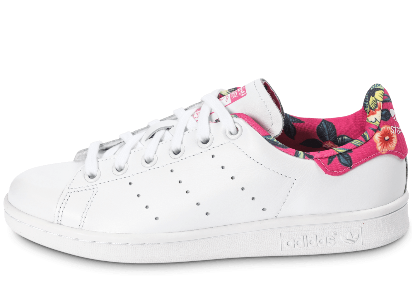 Stan smith femme floral