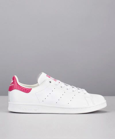 Stan smith femme superstar rose