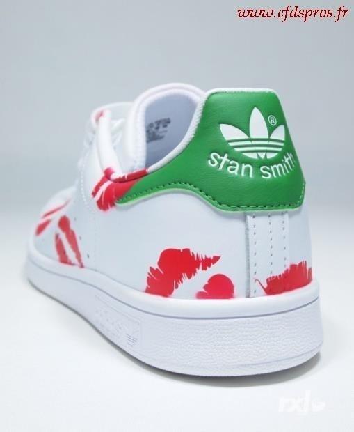 Stan smith femme customiser