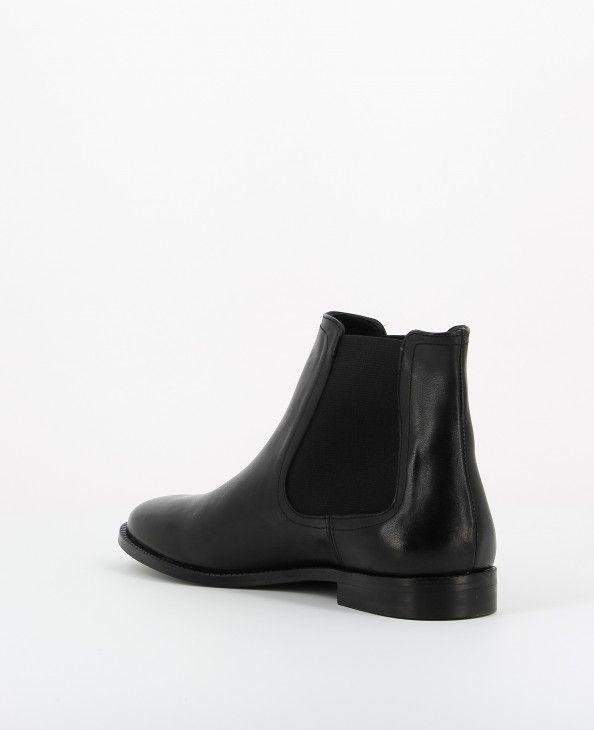 Boots chelsea femme