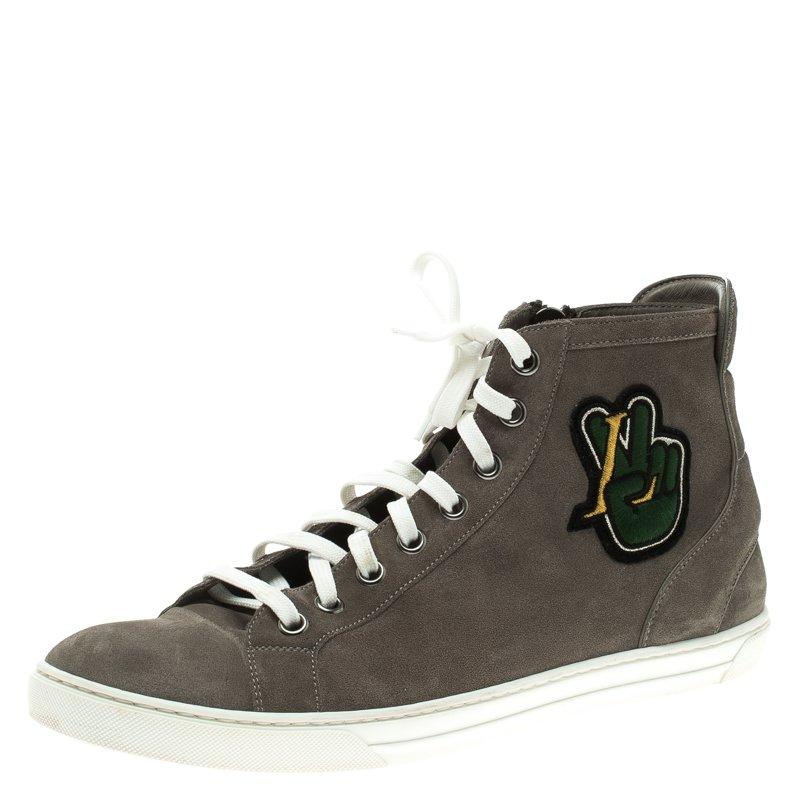 Louis vuitton high sneakers