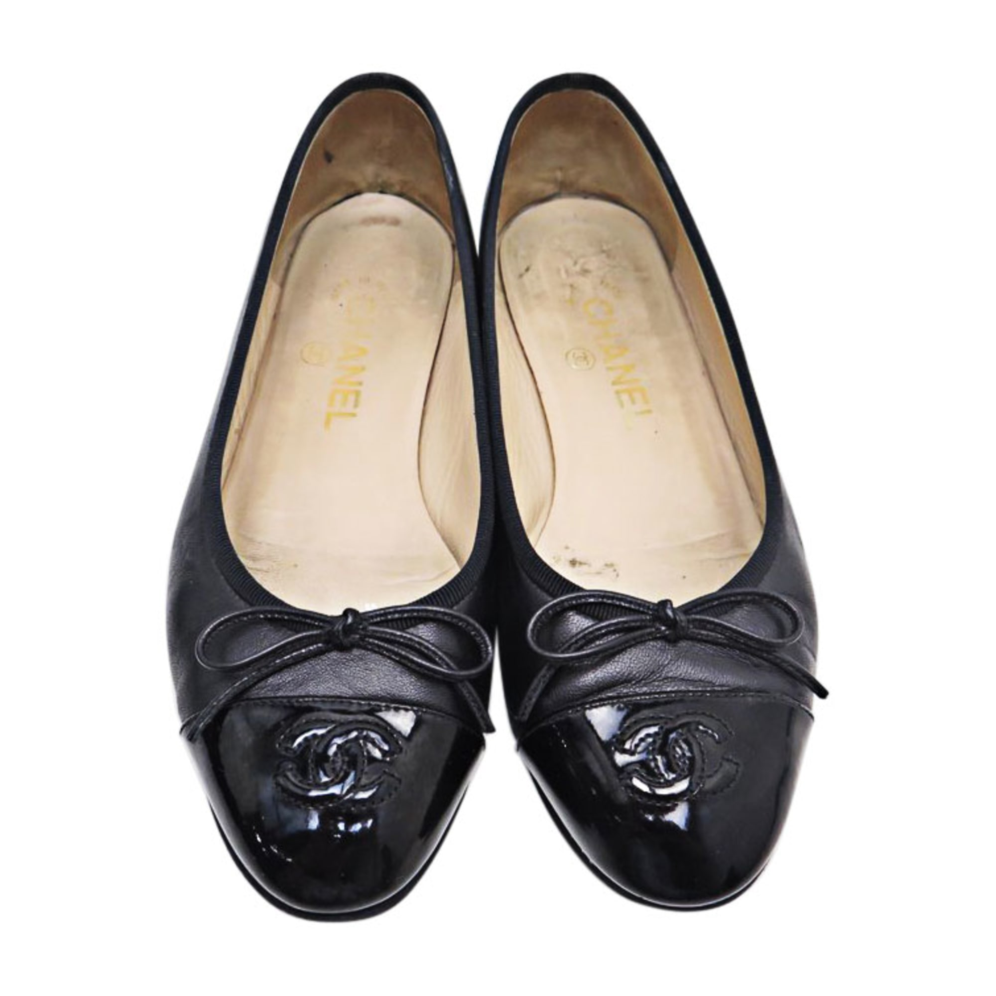 Ballerines chanel vide dressing