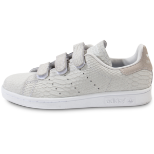 Stan smith femme croco rose