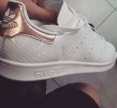 Adidas stan smith moscow rose - femme chaussures