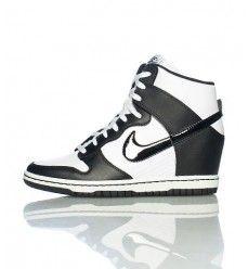 Sneakers nike compensées