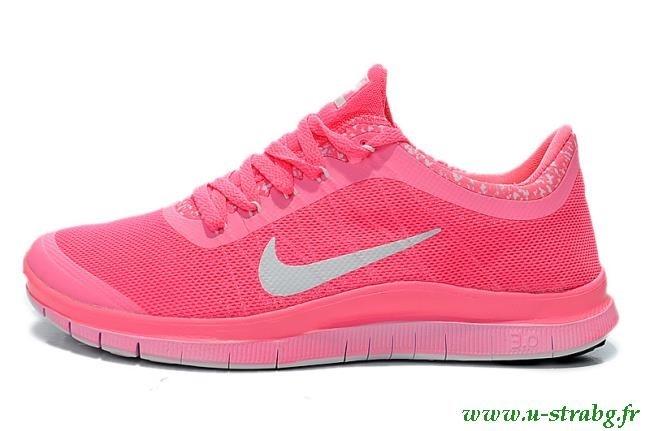 Nike rose fluo