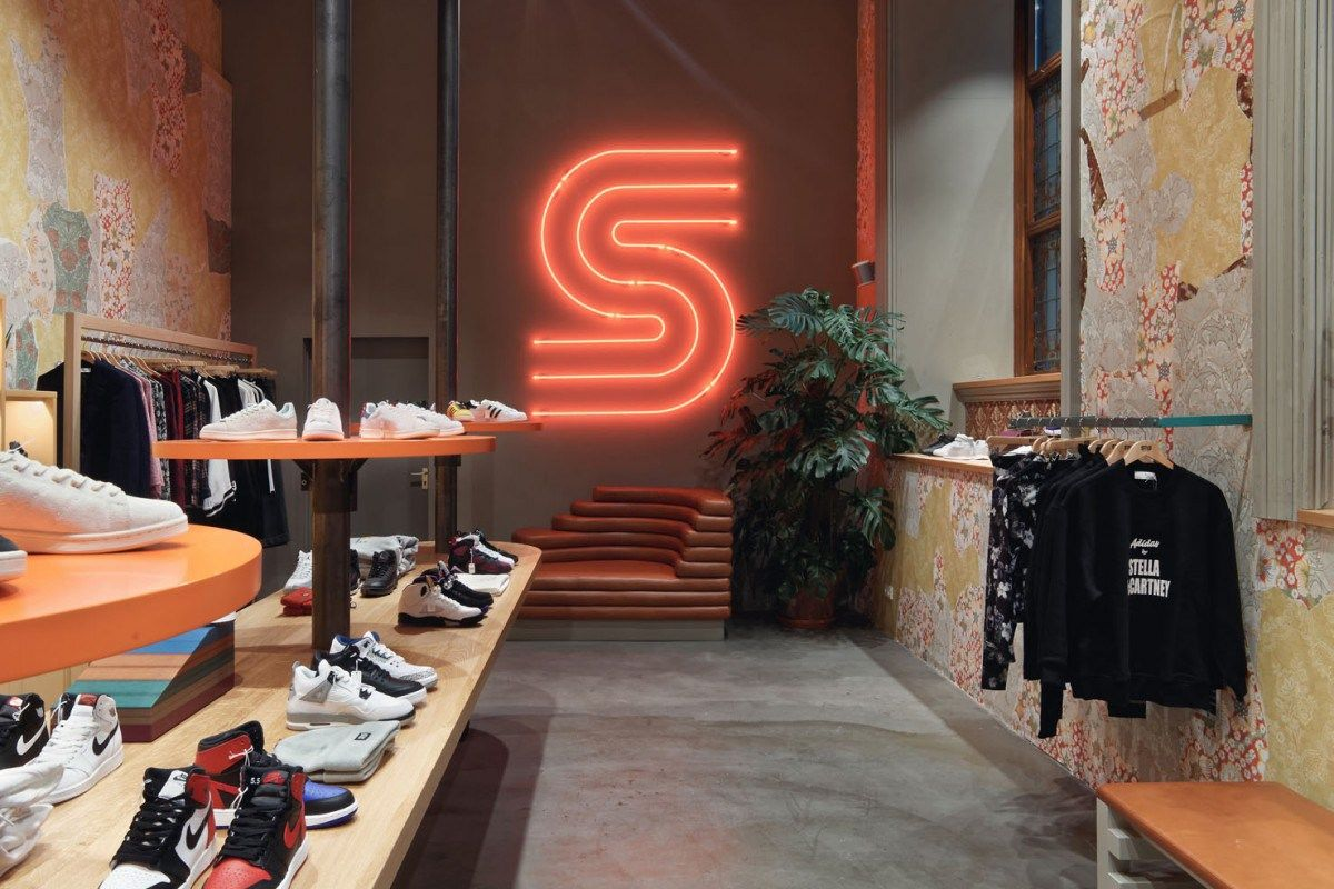 Sneakersnstuff boutique