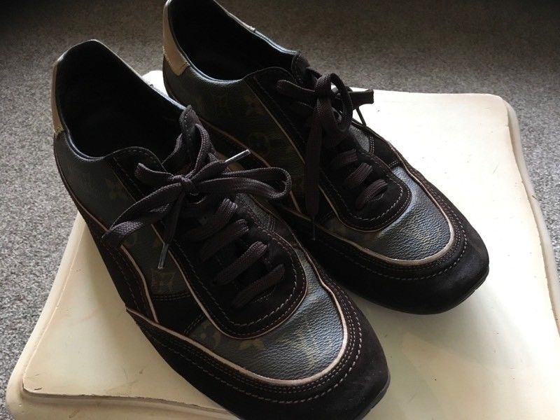 Louis vuitton sneakers gumtree