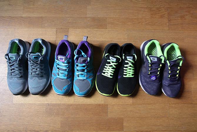 Comment bien choisir une chaussure de running