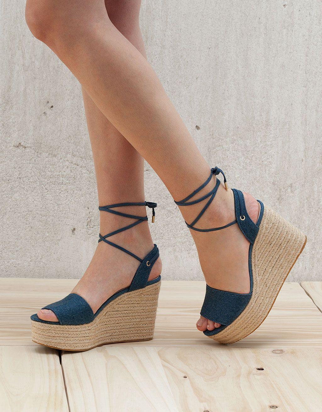 Sandale femme les tropezienne