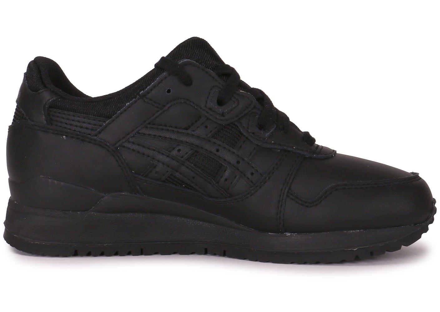 Chaussures running asics gel ziruss homme noir asics