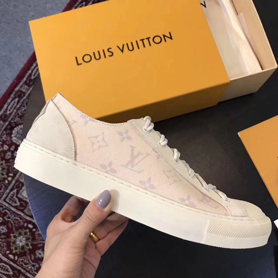 Louis vuitton sneakers quality