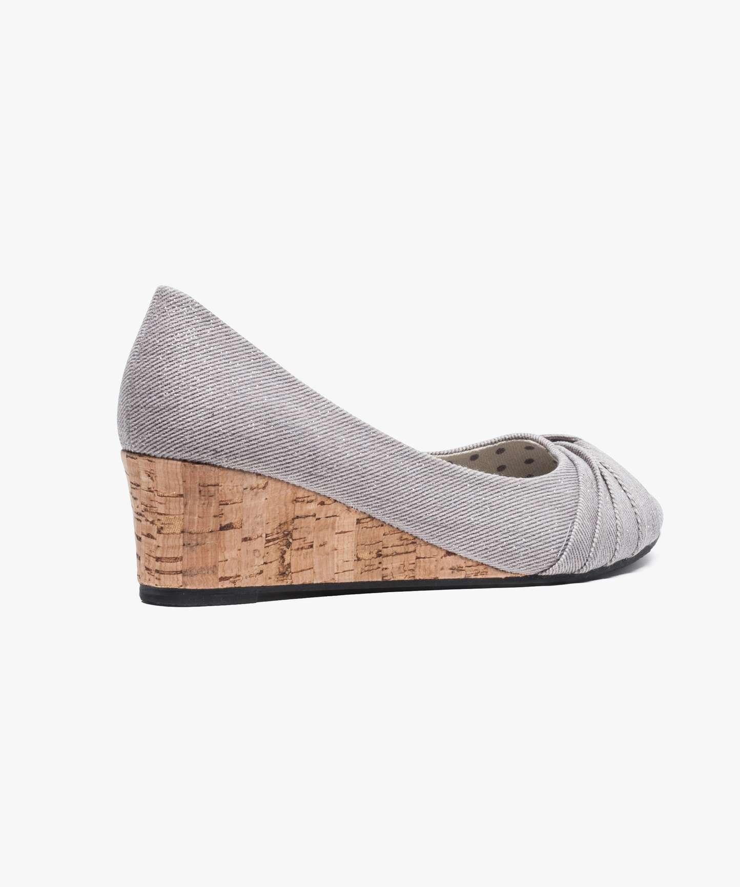 Chaussures compensées les p'tites bombes