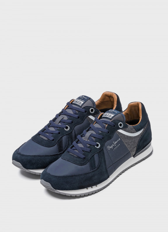 Sneakers homme pepe jeans