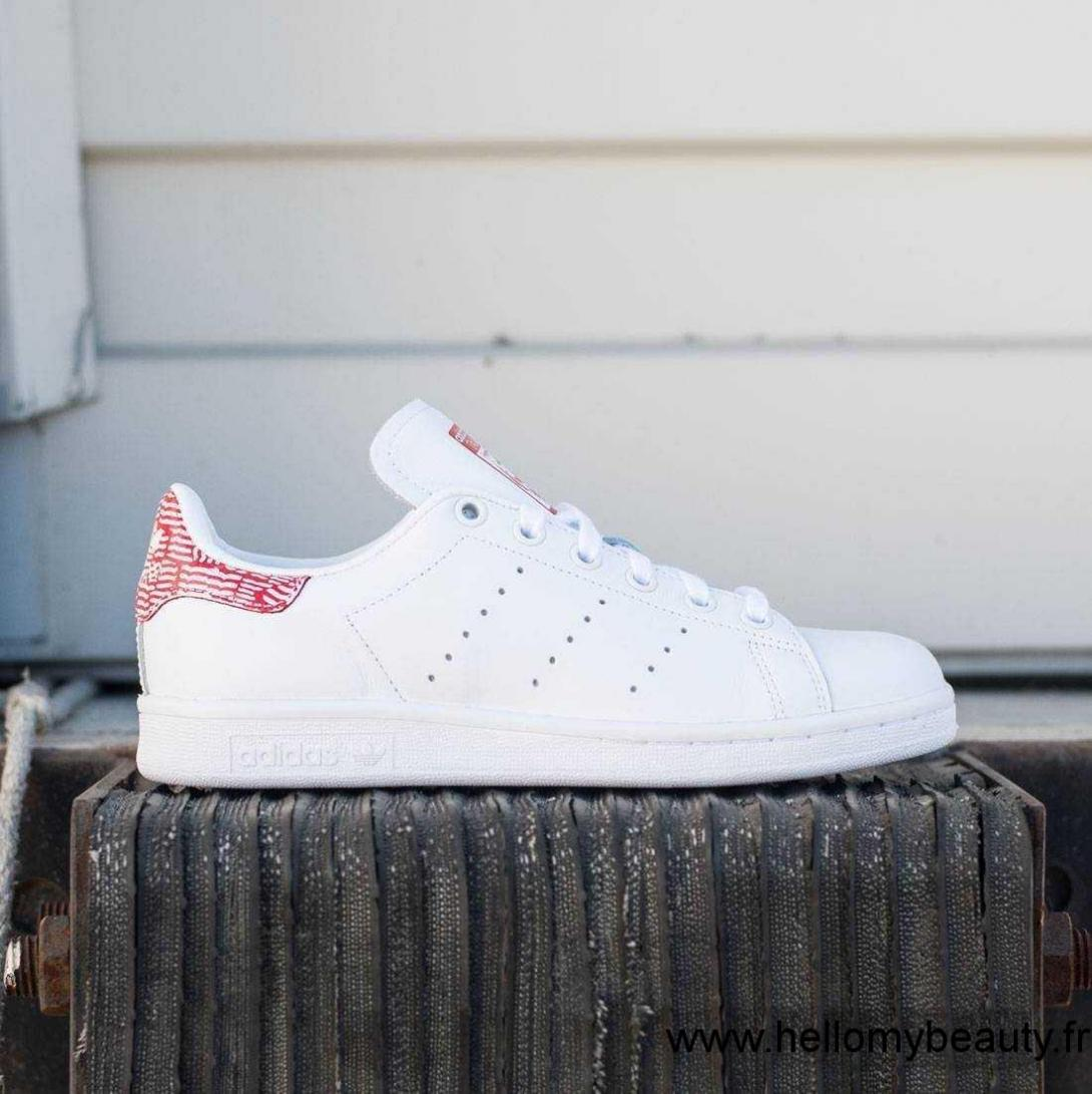 Taille Adidas De 42 Kfkpi Stan Chaussures Smith Femme W