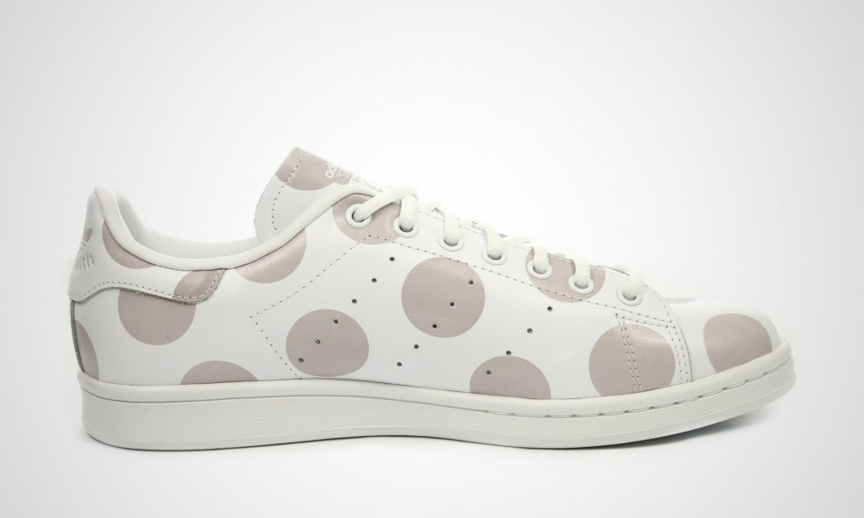 Stan smith femme rouge courir