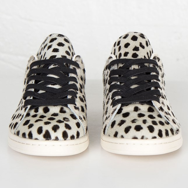 Stan smith femme imprimé animal