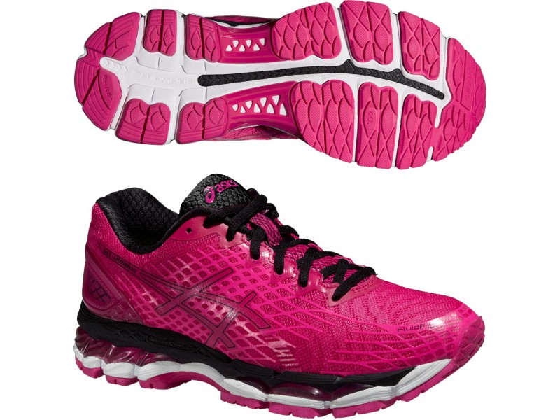 Chaussures running asics nimbus 17