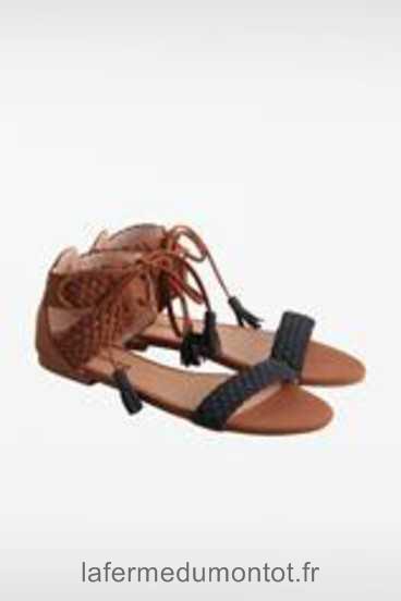 Chaussure compensée bonobo
