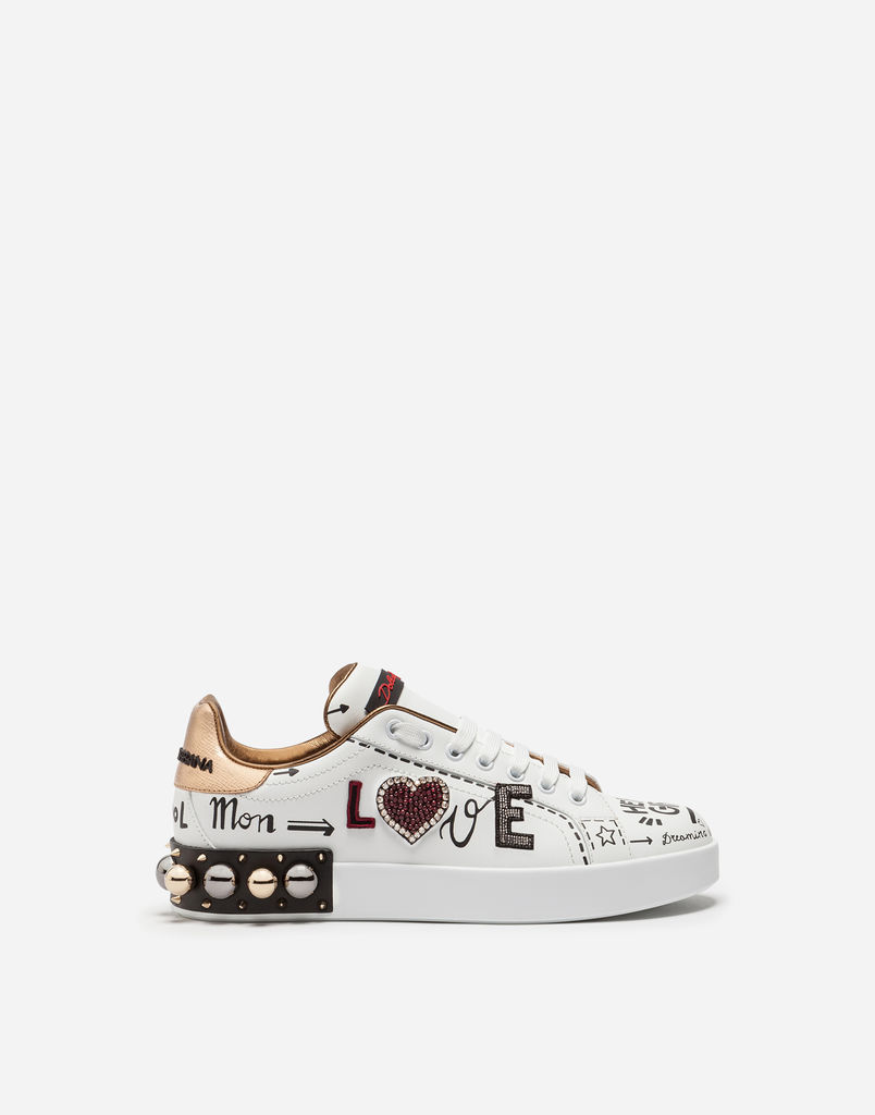 Sneakers Lescahiersdalter Chaussure Femme Dolce Gabbana Ifb6yY7gv