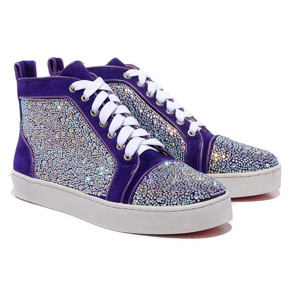 Sneakers femme louboutin