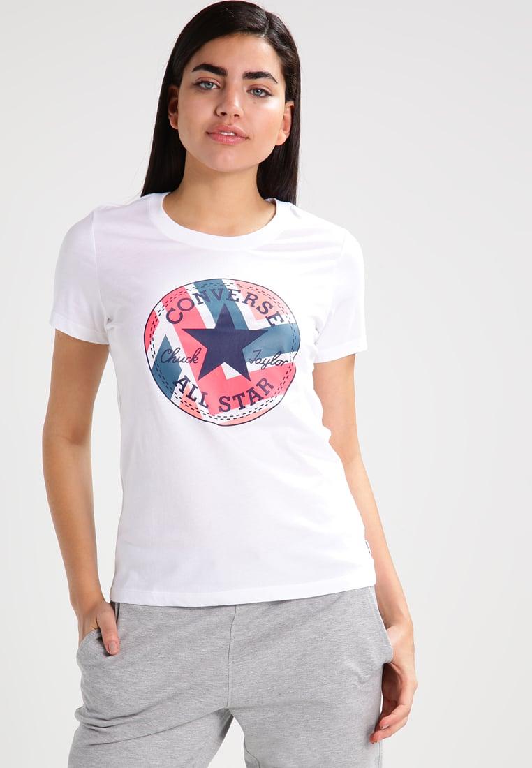 Tee-shirt femme converse pas cher
