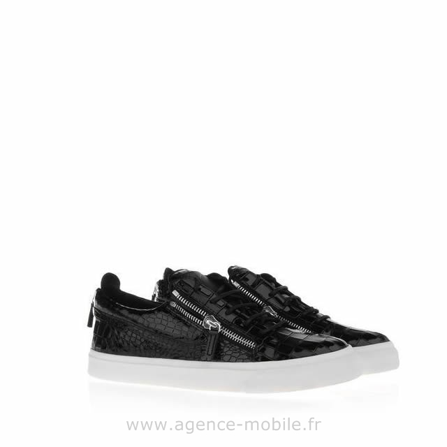 Sneakers zanotti homme soldes
