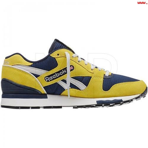 Chaussures de running gl 6000 athletic bleu marine