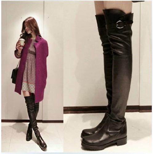 c23135716 Botte femme longue - Chaussure - lescahiersdalter