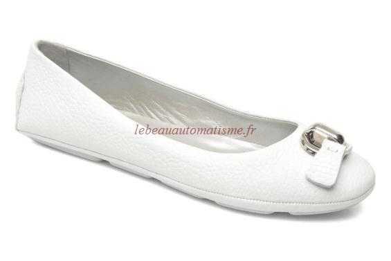 Ballerine blanche taille 41