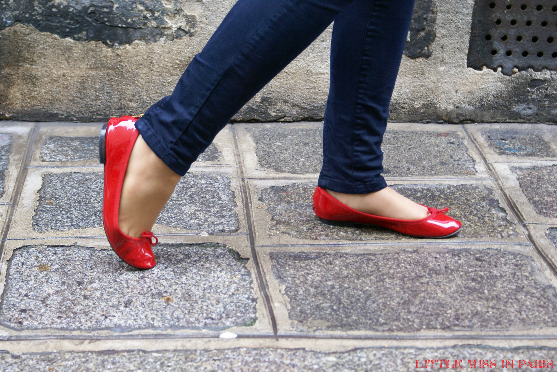 Chaussures repetto historique