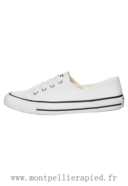 Converse blanche femme taille 36