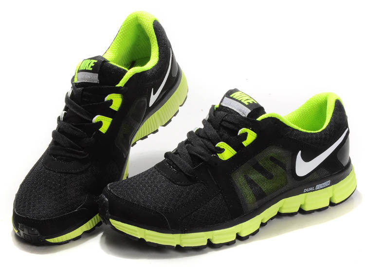 Chaussures running nike dual fusion st 2 femme