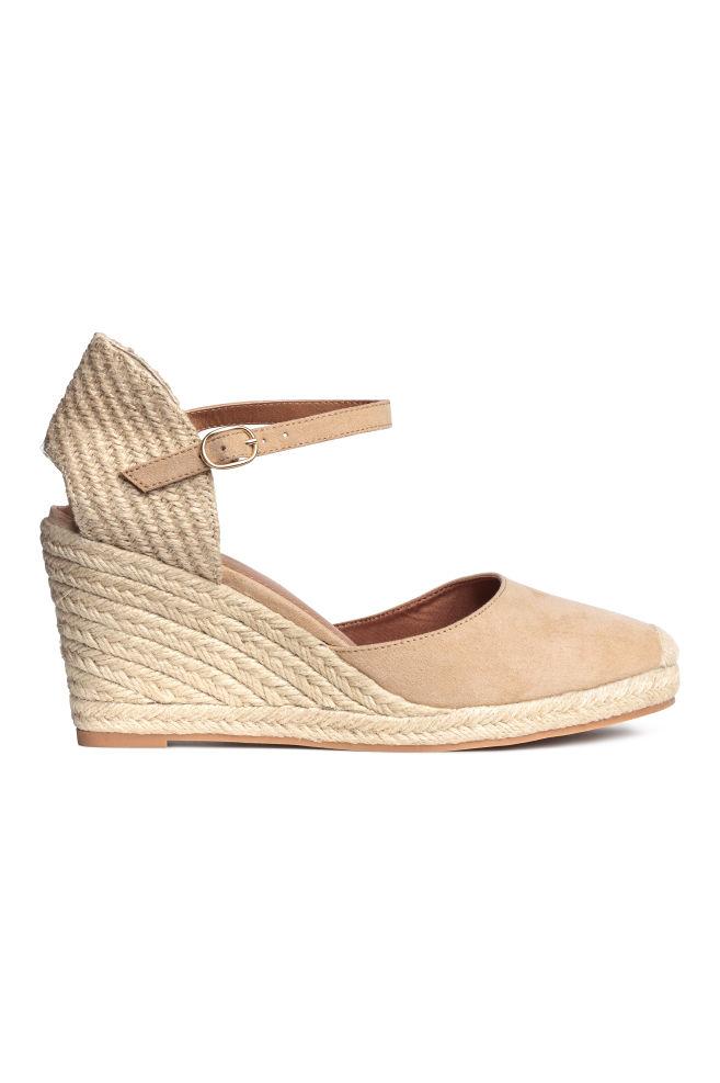 Chaussure compense h&m