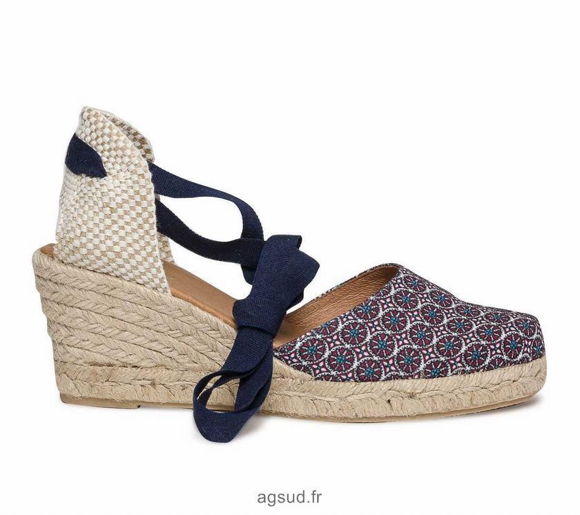 Sandales femme wax