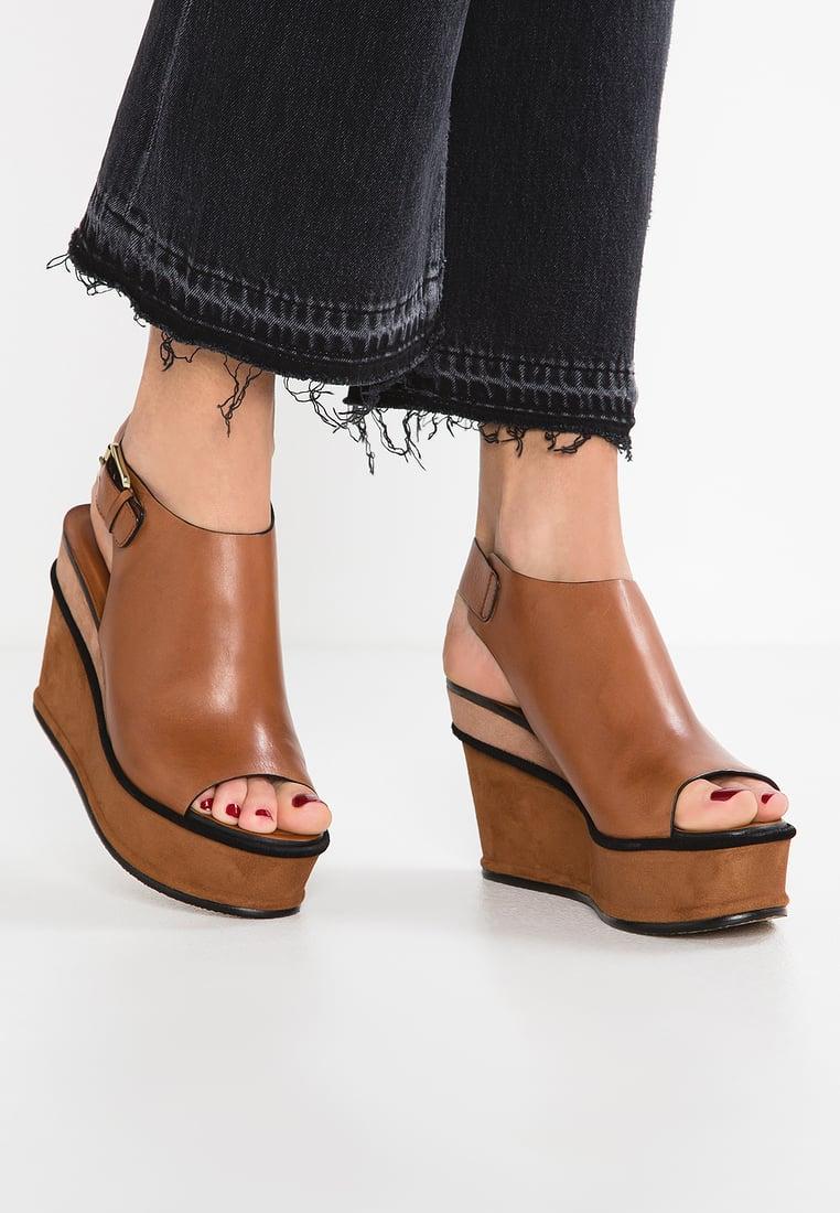 Lescahiersdalter Minelli Femme Talon Sandale Chaussure R5j3A4L