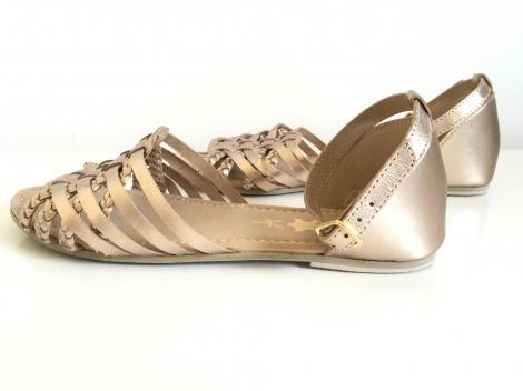 images officielles sélectionner pour officiel regard détaillé Sandales plates femme primark - Chaussure - lescahiersdalter