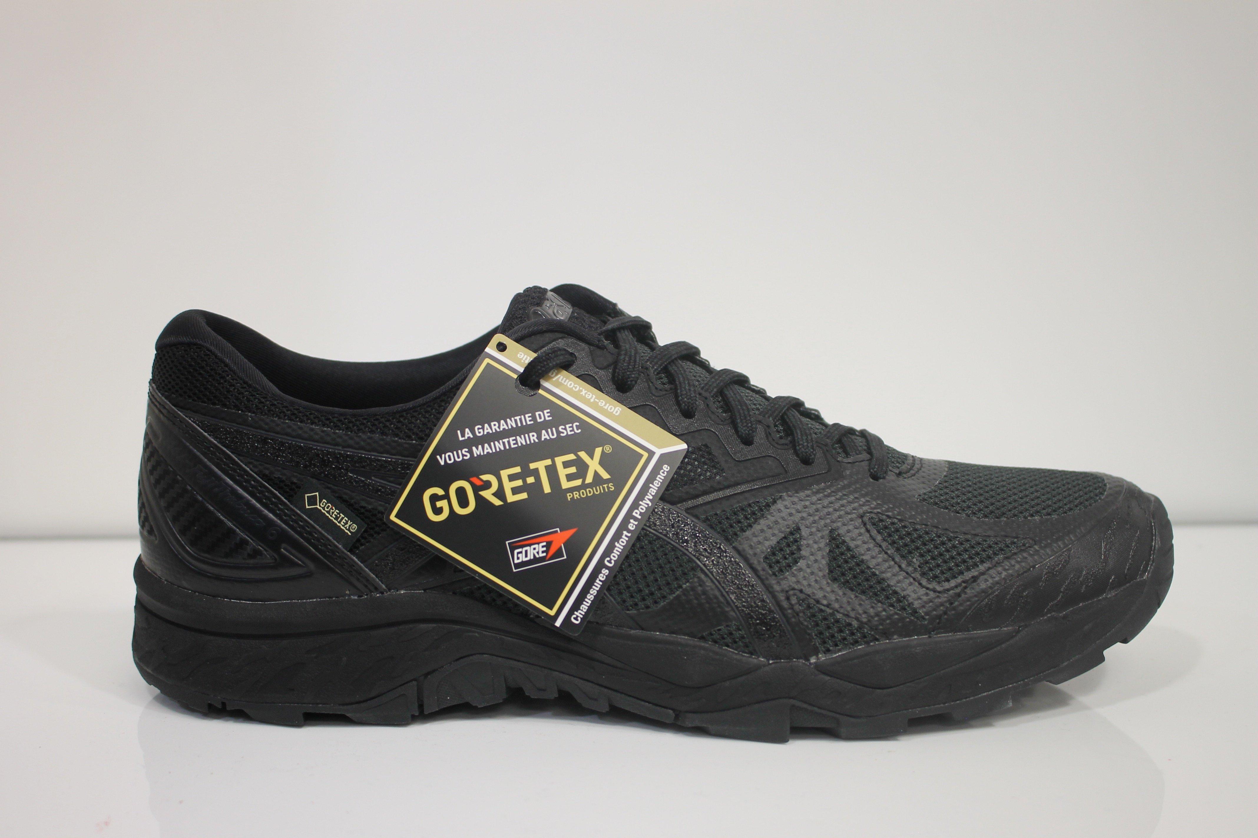 Chaussure running trail asics