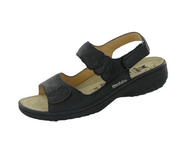 Sandale femme semelle amovible