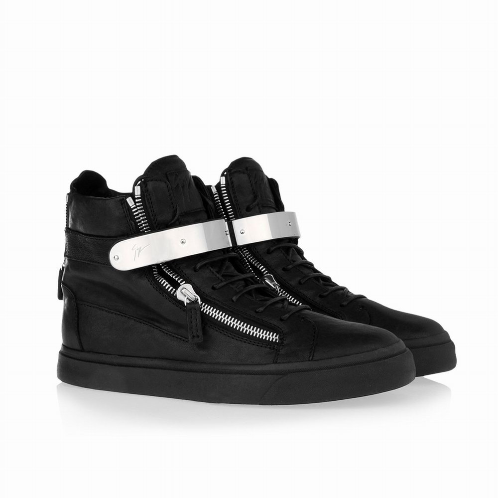 Zanotti sneakers femme noir