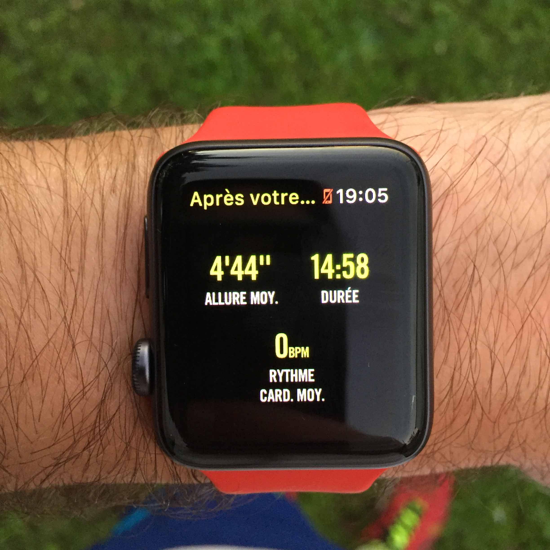 Nike running garmin