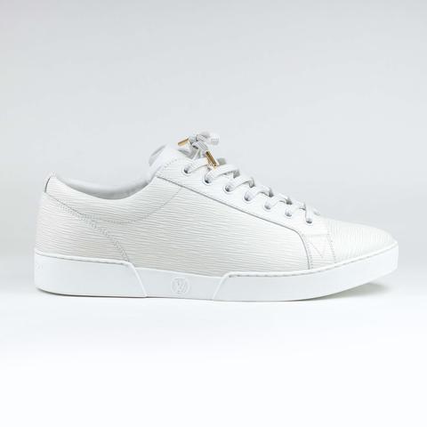 Louis vuitton crocodile sneakers