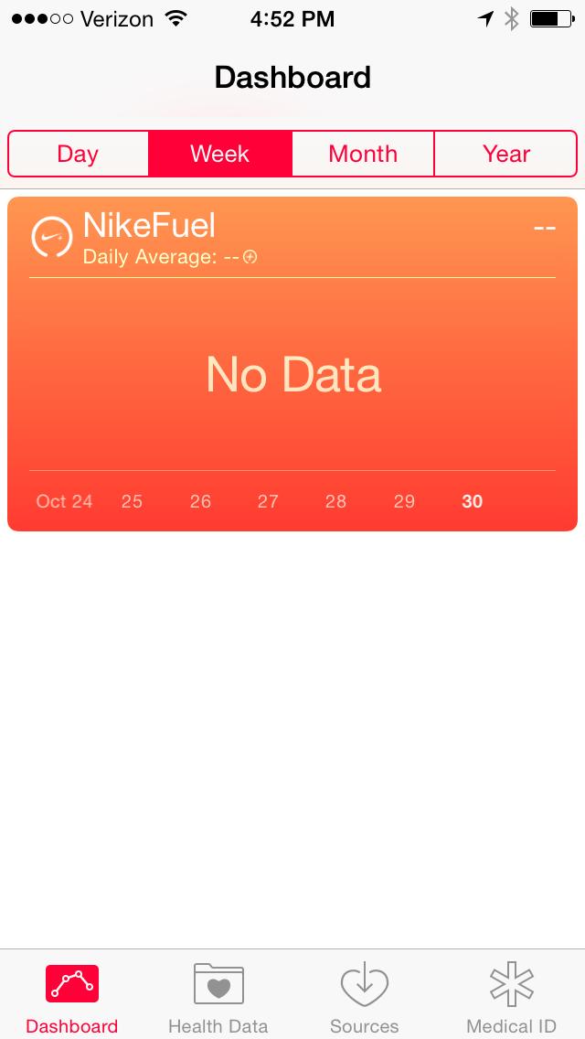 App nike running health app