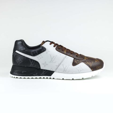 Sneakers louis vuitton run - Chaussure - lescahiersdalter f98b7eb63cc