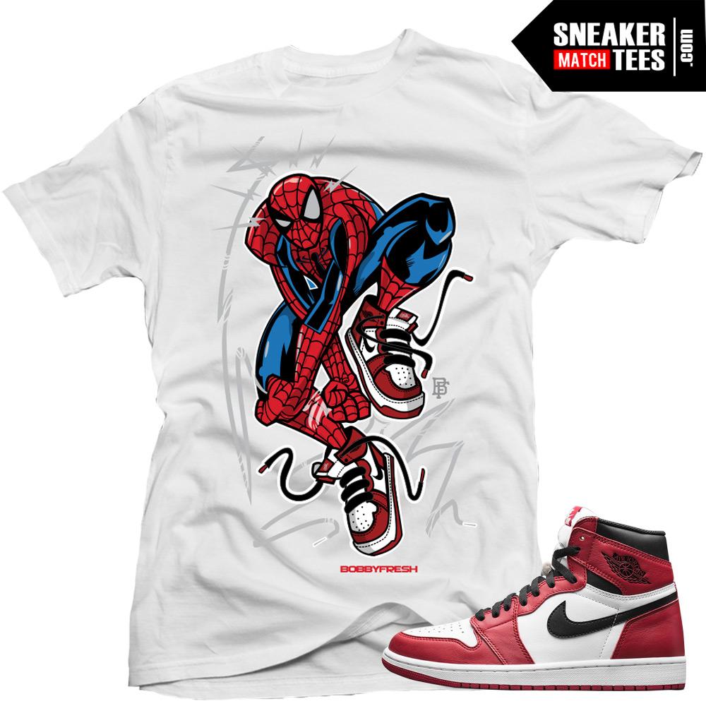 Sneaker match tees
