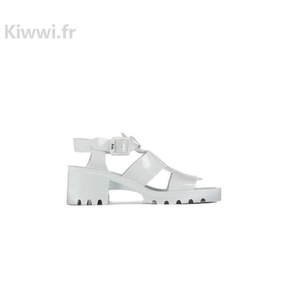 Sandale plastique femme pas cher