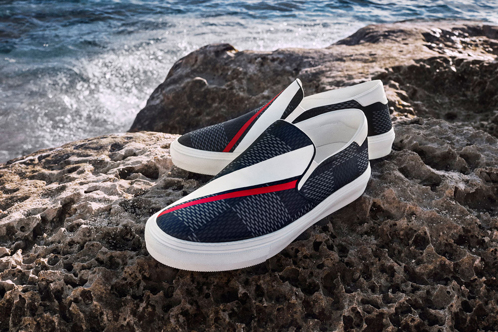 Sneakers louis vuitton america's cup