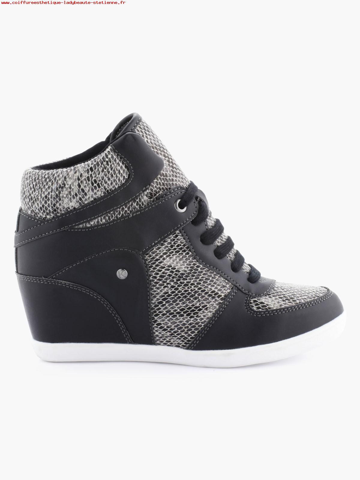 Chaussure compensée lpb