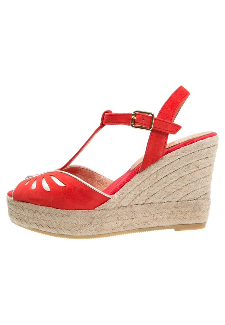 Chaussures compensées femme lacoste